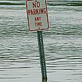 No Parking by Jamie  Smith