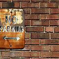 No Parking by Ryan Brady-Toomey