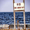 No Swimming by Colleen Kammerer
