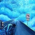 No U Turn In Blue by The GYPSY