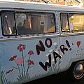 No War by Gerry High