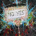 No Yes by Fabrizio Cassetta