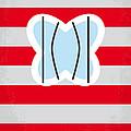 No098 My Papillon Minimal Movie Poster by Chungkong Art