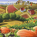no10 Guess What  by Walt Curlee