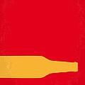No129 My Hancock Minimal Movie Poster by Chungkong Art