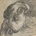 Couple In An Embrace by Titian