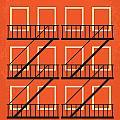 No387 My West Side Story Minimal Movie Poster by Chungkong Art