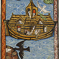 Noahs Ark, 1190 by Getty Research Institute