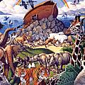 Noah's Ark by Mia Tavonatti