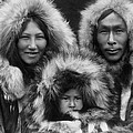 Noatak Indians Circa 1929 by Aged Pixel