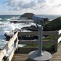 The Nobbies Outlook - Great Ocean Road, Australia by Ian Mcadie