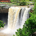 Noccalola Falls by Mary Koval