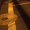 Nocturnal Street Shadows by Lin Haring