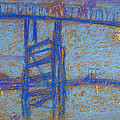 Nocturne. Battersea Bridge by James Abbott McNeill Whistler
