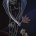 Nocturnes. Angel's Autumn by Elisheva Nesis