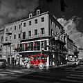 Nola - French Quarter 003 Ck by Lance Vaughn