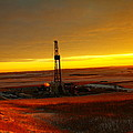 Nomac Drilling Keene North Dakota by Jeff Swan