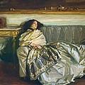 Nonchaloir Repose by John Singer Sargent