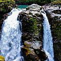 Nooksack Falls by Jamie Read