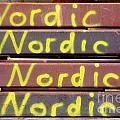 Nordic Rusty Steel by Jannis Werner
