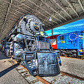 Norfolk And Western 1218 And 1776 by Greg Hager