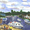 Norfolk Broads by Michelle Archer