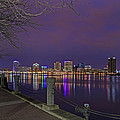 Norfolk From Portsmouth by Jerry Gammon