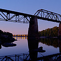 Twilight Crossing by Charles Hite