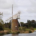Norfolk Windmill by Graham Wood