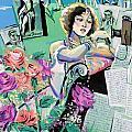Norma Shearer by Lucia Hoogervorst
