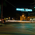Normal Heights Neon by John Daly