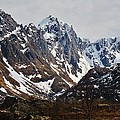 Norse Spring Mountains by David Broome