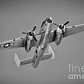 North American B-25j Bw by Tommy Anderson