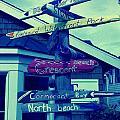 North Beach by Barbara Christensen