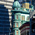 North Beach Victorian - San Francisco by Jon Berghoff
