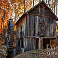 North Carolina Grist Mill Photo by Adam Jewell