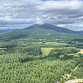 North Conway Vista by Donna Doherty