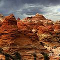 North Coyote Buttes Arizona by Bob Christopher