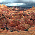 North Coyote Buttes by Darryl Wilkinson