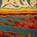 North Creek Byrds by Douglas W Warawa