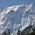 1m4443-north Face Of Big Four Mountain by Ed  Cooper Photography