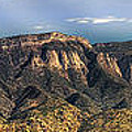 North Face Sandias Panorama 2 by Brian King