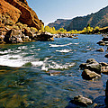 North Fork Of The Shoshone River by Ed  Riche