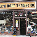 North Idaho Trading Company by Daniel Hagerman