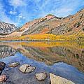 North Lake Reflections by Brandon Yoshizawa