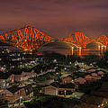 North Queensferry by Ross G Strachan