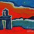 North Story Inukshuk By Jrr by First Star Art