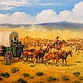 North To Abilene by Richard Nervig
