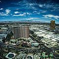 North Vegas Strip by Chris Bordeleau