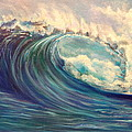 North Whore Wave by Jenny Lee